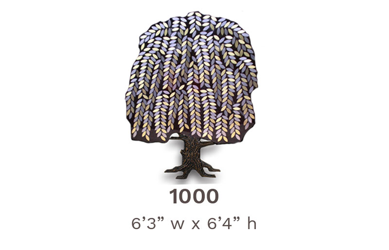 Donor Tree: Willow 1000 Leaf