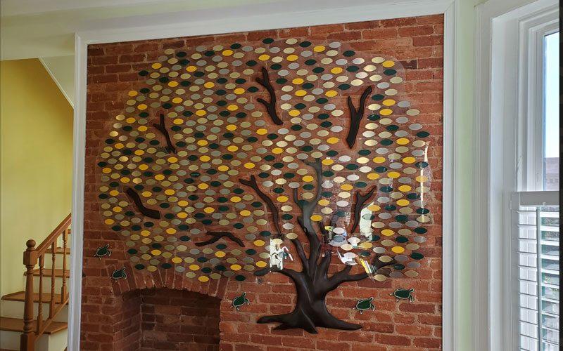 Donor Tree: Chi Eta Phi Sorority